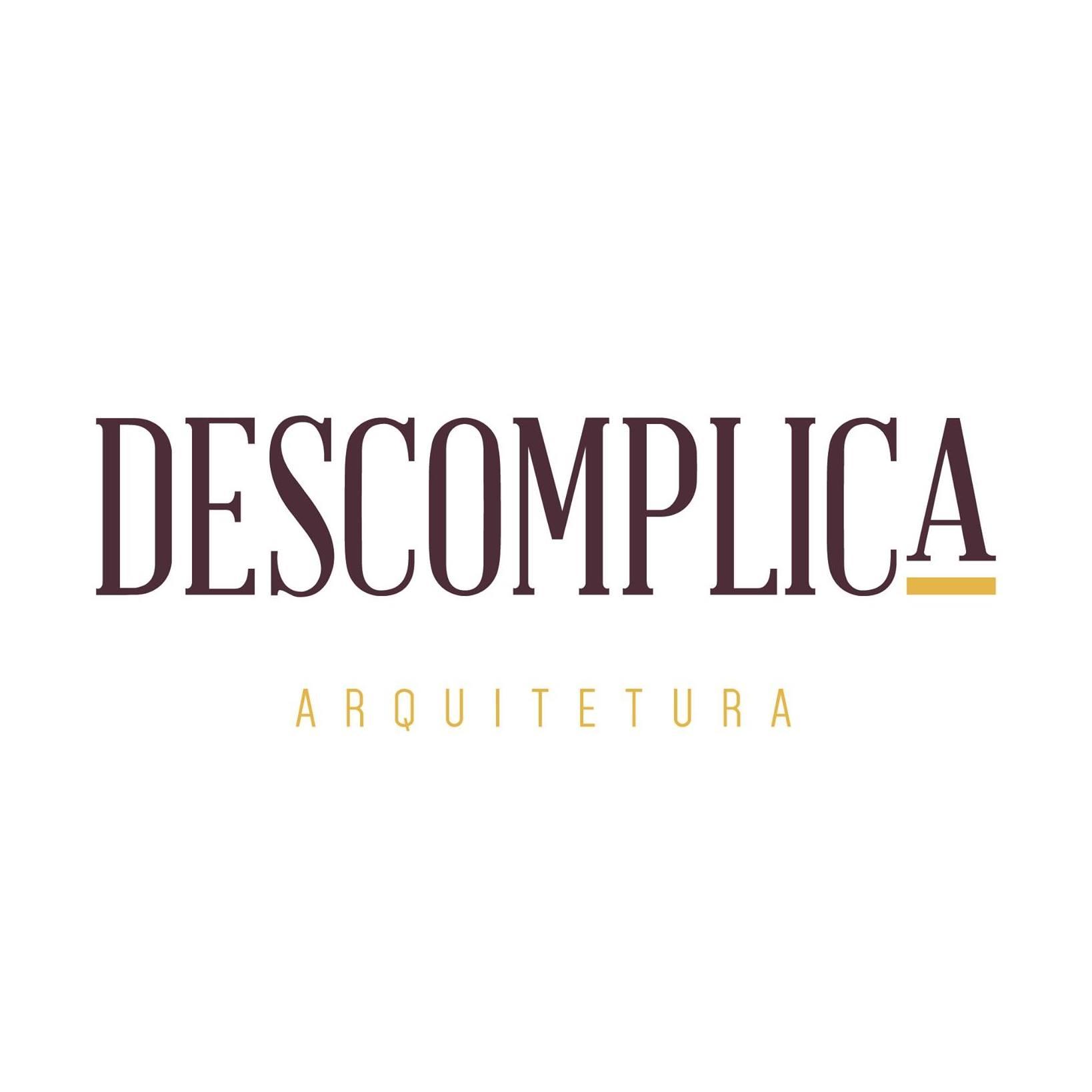 Logo Descomplica Arquitetura